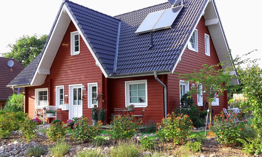 rotes Schwedenhaus