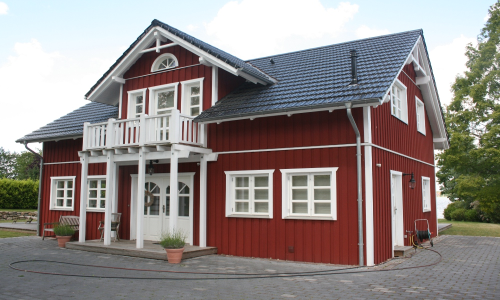 Holzhaus Göteborg - BV 4237