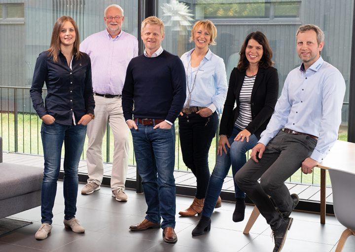 Fjorborg Holzhäuser - Team Geschäftsführung 2018