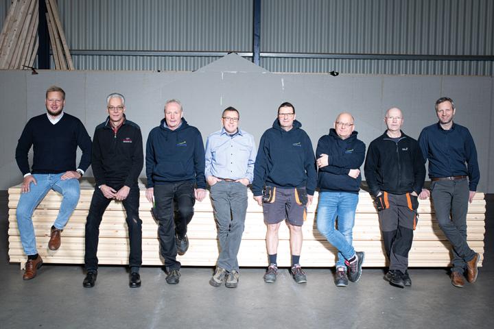 Fjorborg Gruppe Unternehmensseite Produktion