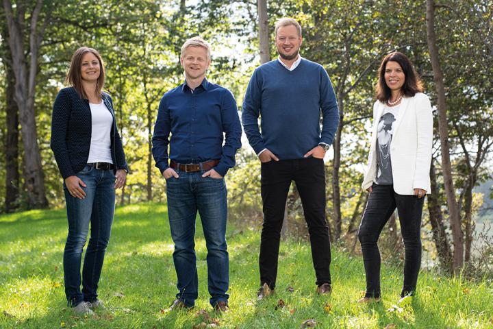Fjorborg Gruppe Unternehmensseite Team Geschaeftsfuehrung