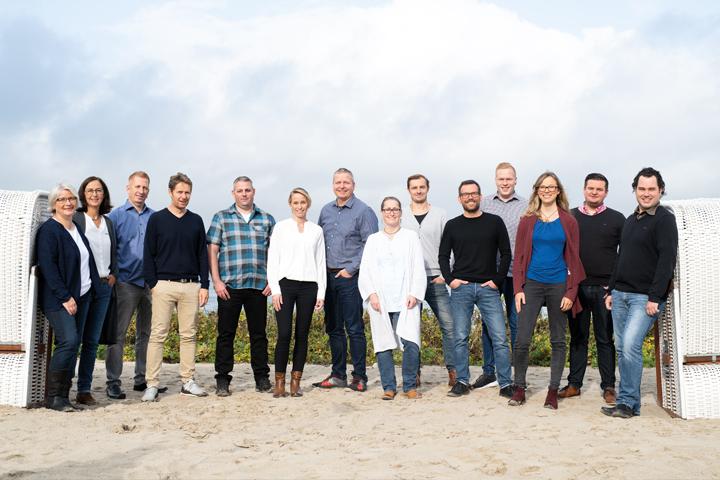 Fjorborg Gruppe Unternehmensseite Team Konstruktion