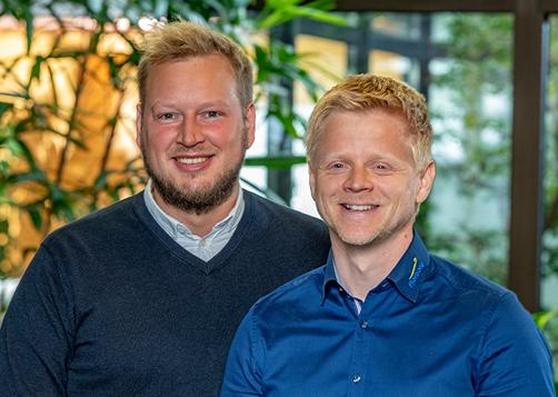 Fjorborg Gruppe Unternehmensseite - Neue Geschaeftsfuehrung