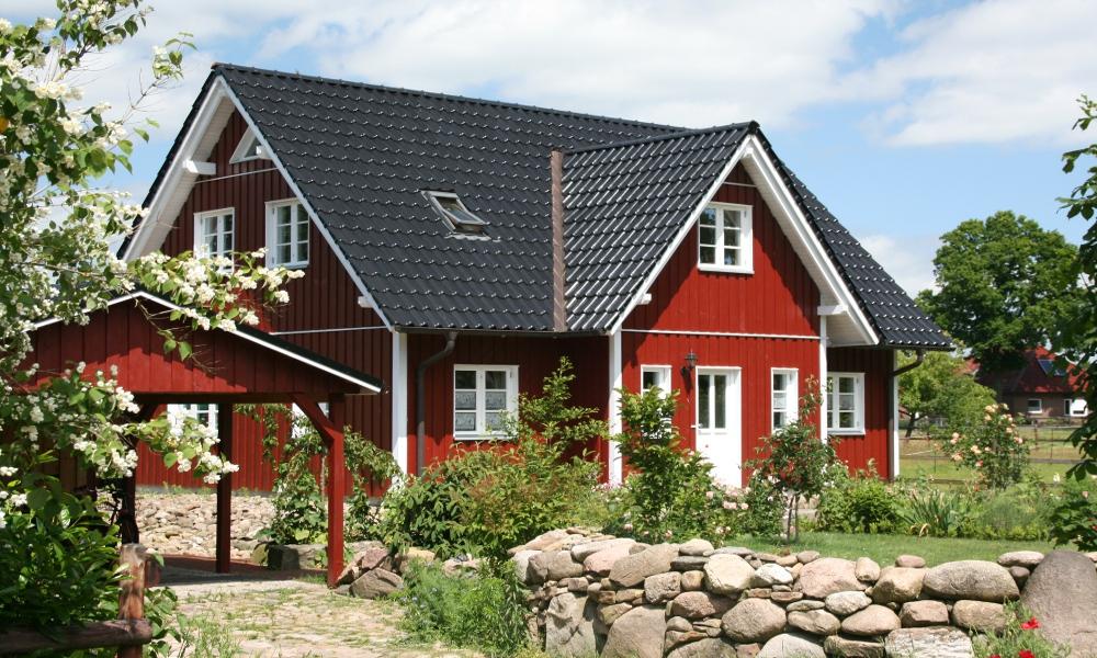 Holzhaus Göteborg - BV 4099