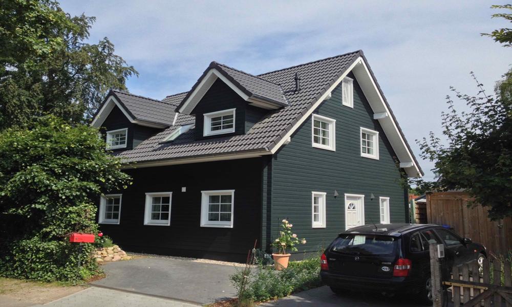 Holzhaus Holbäk - BV 5942