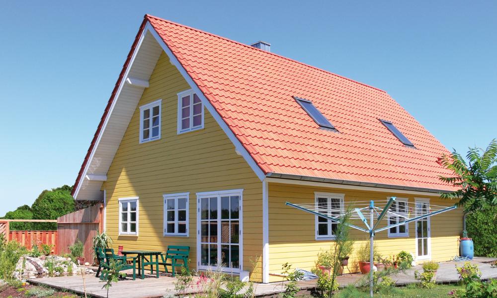 Holzhaus Svendborg - BV 3686