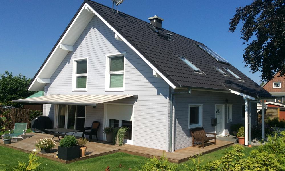 Holzhaus Svendborg - BV 5700