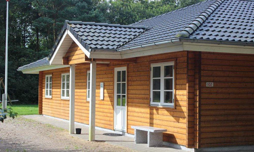 Holzhaus Trelleborg - BV 4006
