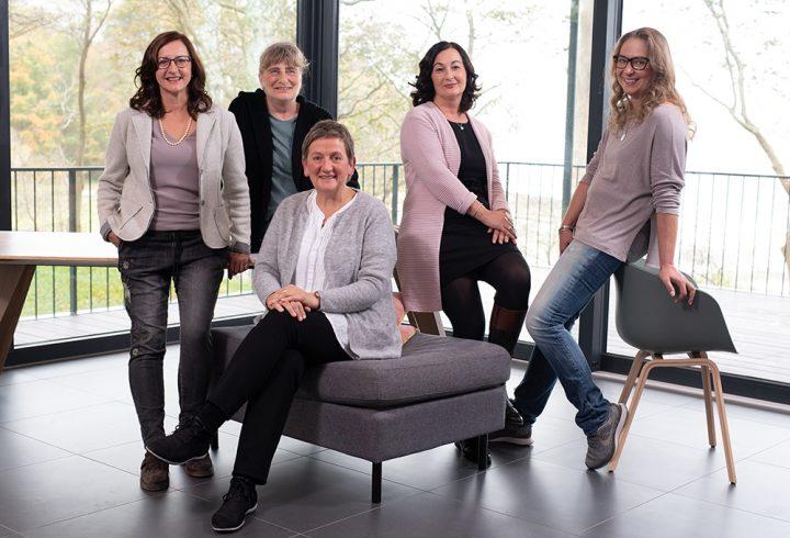 Fjorborg Holzhäuser - Team Finanzbuchhaltung - 2018