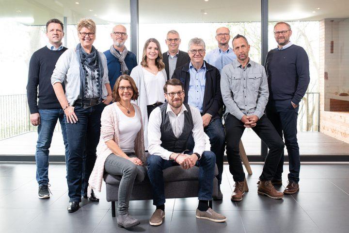 Fjorborg Holzhäuser - Team Projektbau - 2018