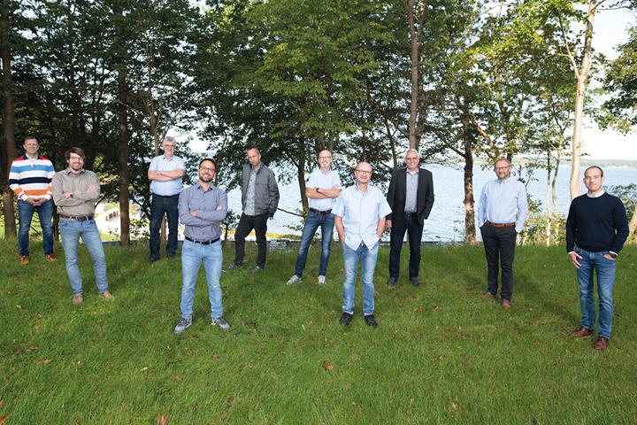 Fjorborg Gruppe Unternehmensseite Team Baukoordination 2021