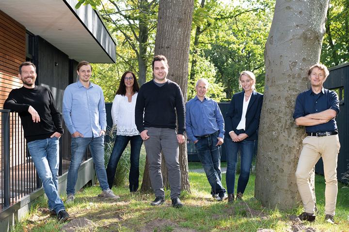 Fjorborg Gruppe Unternehmensseite Team Konstruktion 2021